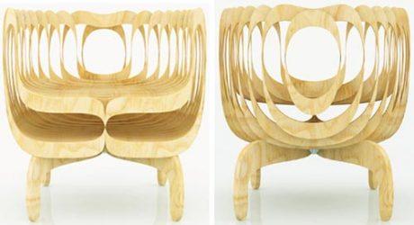 Rapigattoli Chair by Eduardo Benamor Duarte