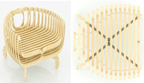 Rapigattoli Chair by Eduardo Benamor Duarte in main home furnishings  Category