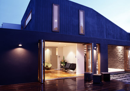 S House in Australia by Architects EAT in architecture  Category
