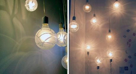 Shadow Bulbs by Melissa Borrell