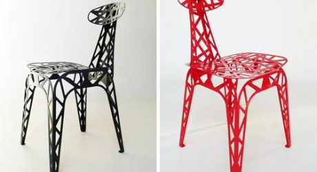 Sifel Chair by Caroline Corbeau