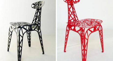 Sifel Chair by Caroline Corbeau