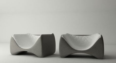 Smile Chair by Sand & Birch