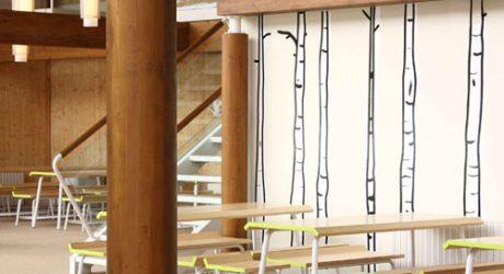 Lapiaz Restaurant in Spain by Stone Designs