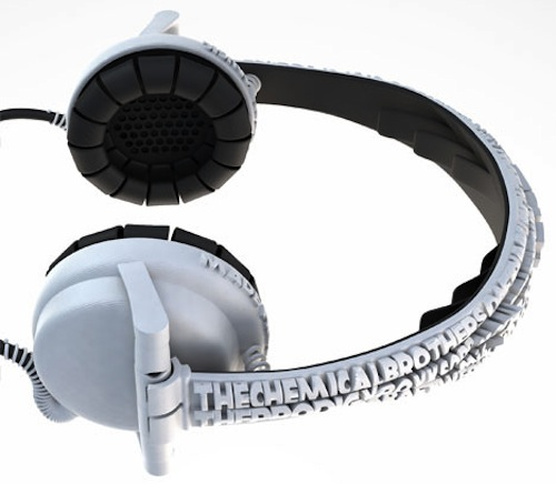 Street Headphones by Brian Garret