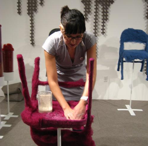 Friday Five with Tanya Aguiñiga