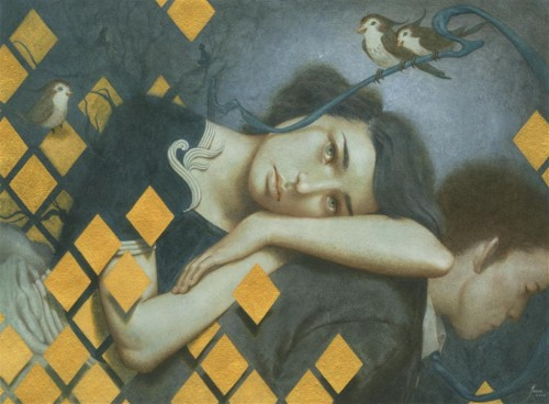 Tran Nguyen at Thinkspace Gallery in main art  Category