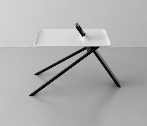 Tripod Side Table