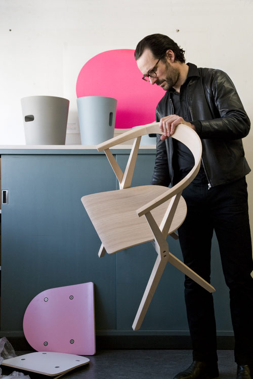 BD Is Not a Style Part 2: Konstantin Grcic in main home furnishings  Category