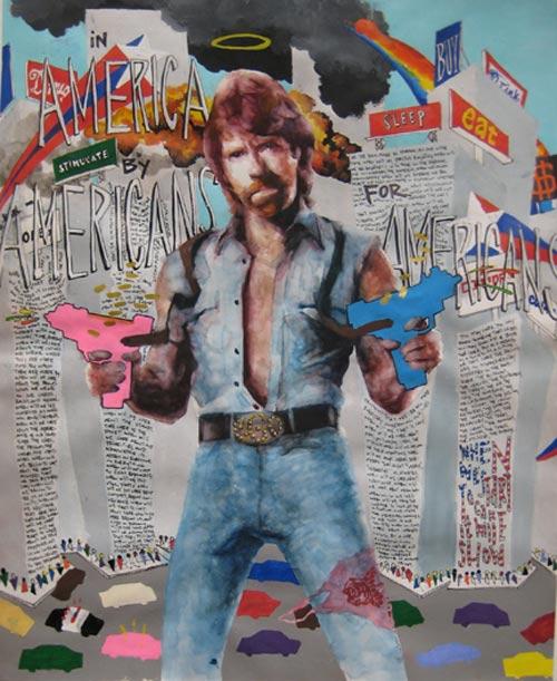 Akira Beard in main art  Category