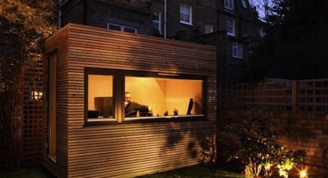 The Rise of the Backyard Office