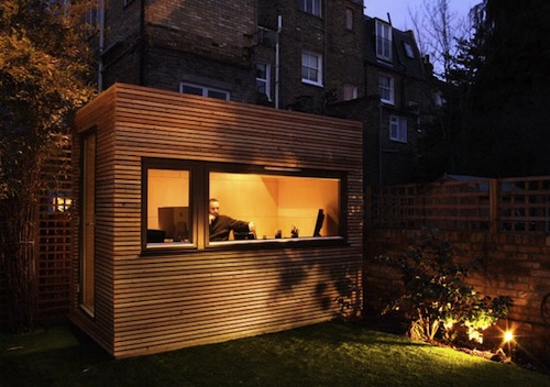 The Rise of the Backyard Office in architecture  Category