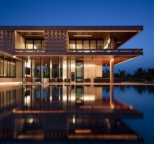 Casa Kimball in the Domincan Republic by Rangr Studio