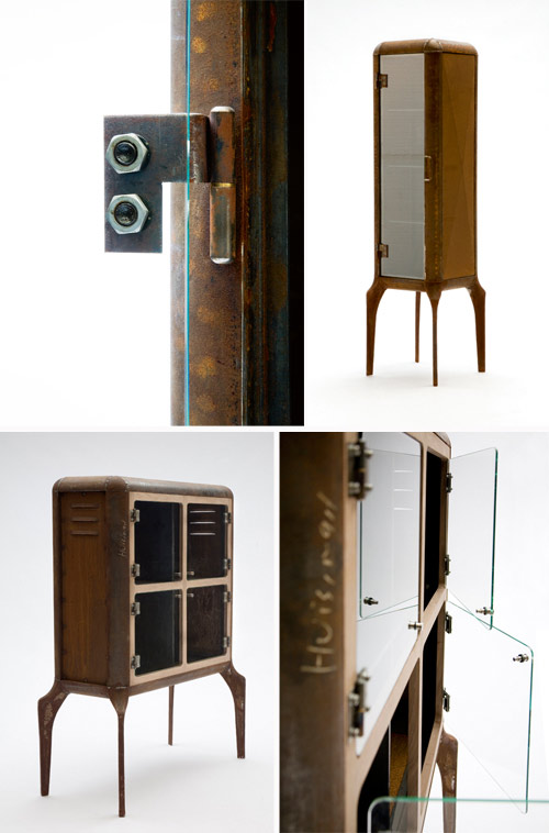 Men At Work: Rusted to Perfection in main home furnishings art  Category