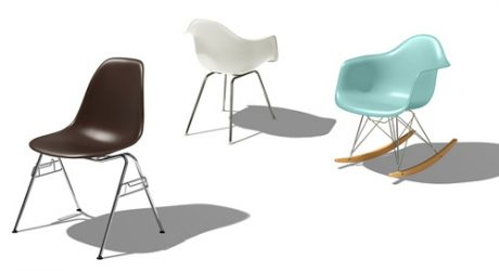 Herman Miller Launches New Eames Chairs