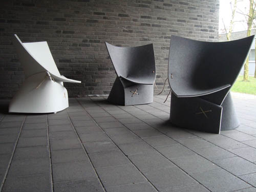 FF1 Chair by Fox & Freeze