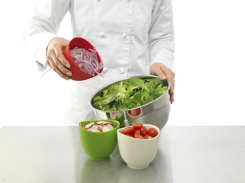 Flex-It Bowls and Measuring Cups by iSi - Design Milk