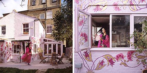 floral-walls