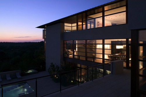Fort worth house in texas by bodron fruit design milk for Interior design firms fort worth tx