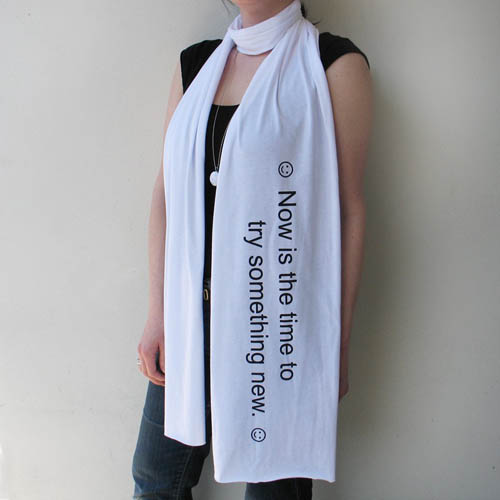 Fortune Cookie Scarves in style fashion  Category