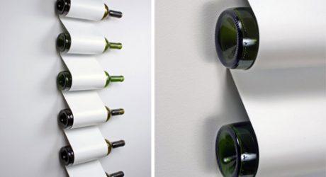 Iron Design Company Wine Rack