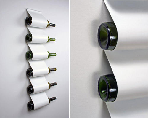 Iron Design Company Wine Rack