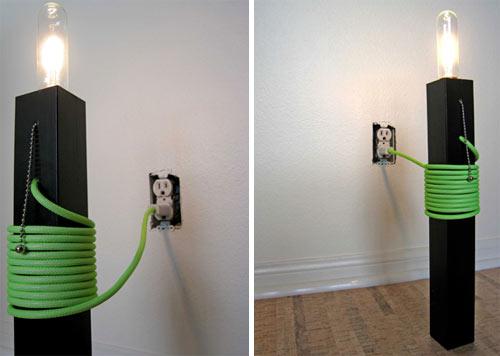 Lamp by Charles Crawford