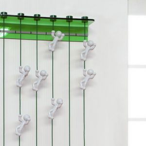 MagicBeans Coat Hanger by Giving Shape