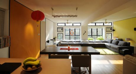 Matsuki Residence in Hong Kong by HEAD Architecture