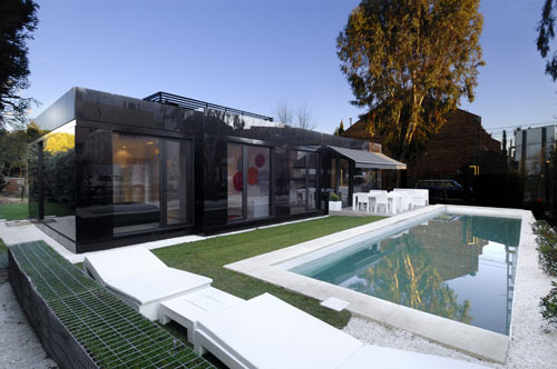 Homes By Design Modular Homesacero  Design Milk