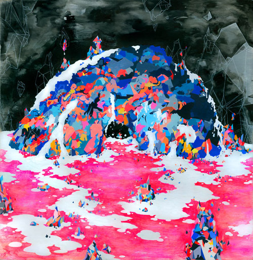 Morgan Blair in main art  Category