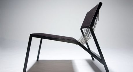 Noir Chair by Farrah Sit