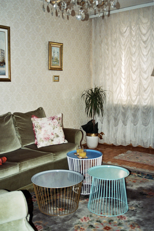 Ana Kraš  in main home furnishings  Category