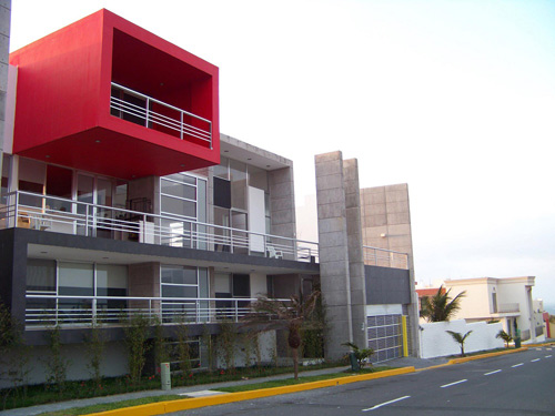 Residence in Mexico by ICV Arquitectura