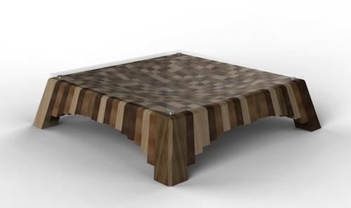 Sarrafo Coffee Table by Notus Design in main home furnishings  Category