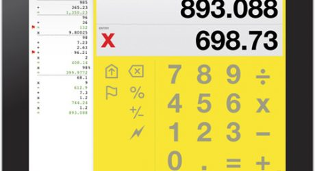 Shift Apps Digits Calculator for iPad