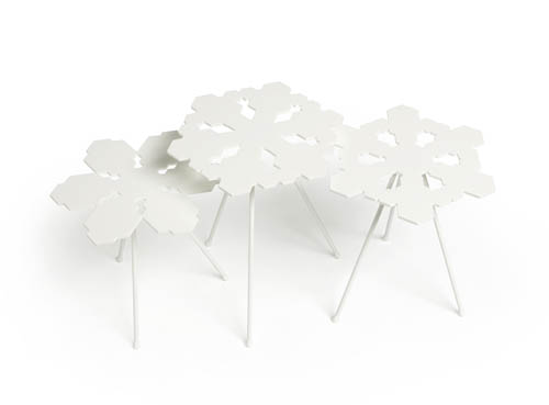 Snowflake Tables in main home furnishings  Category