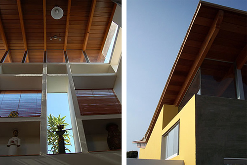 Panfichi Home Renovation in Peru by Longhi Architects
