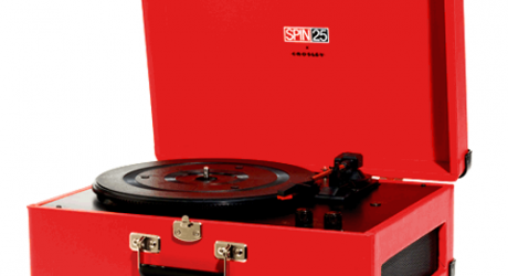 SPIN USB Turntable