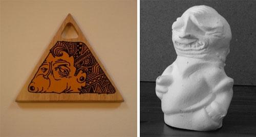 The Krah in main art  Category