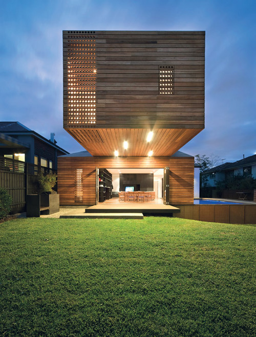 The Trojan House in Australia by Jackson Clements Burrows in main architecture  Category