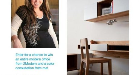 2Modern Presents the Modern Office Sweepstakes