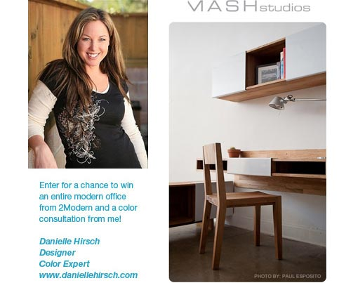 Don't Forget: 2Modern MASH Studios Office Giveaway