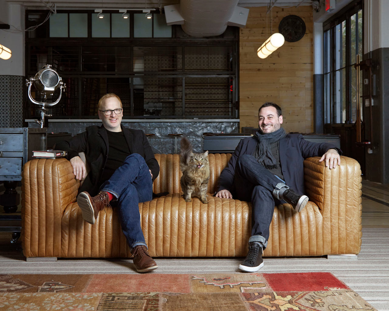 Friday Five with Rich and Brett of Modko