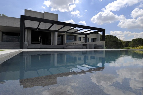 Concrete House in Spain by A cero in architecture  Category