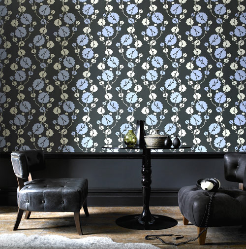 Amy Butler and Kelly Hoppen Wallpaper
