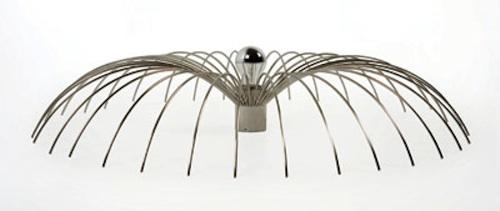 Autoban Spider Lamp by Zinc Details