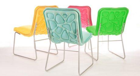Industrial Upholstery by Gilli Kuchik