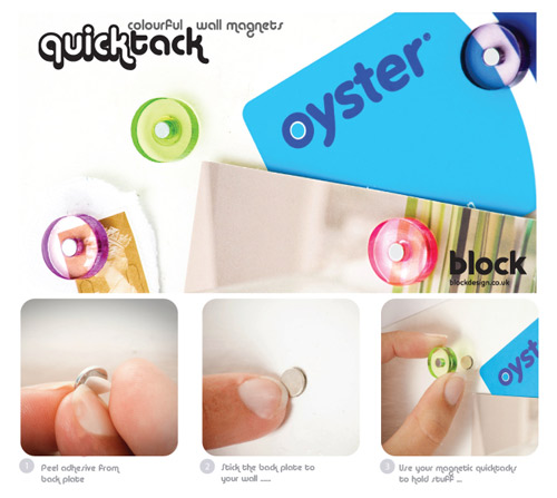 Quicktacks in main home furnishings  Category
