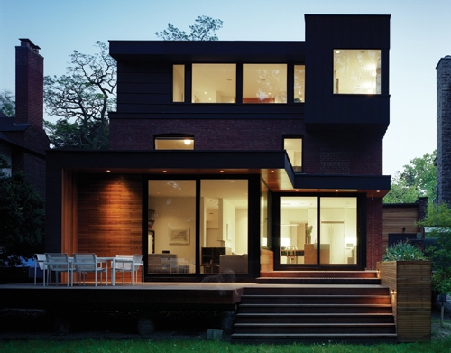 Cedarvale Residence by Taylor Smyth Architects in main architecture  Category